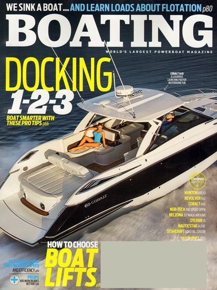 Boating Cover - 7/1/2014