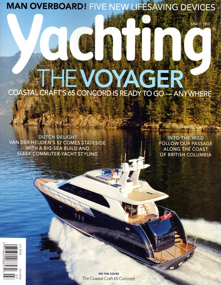 Yachting Cover - 7/1/2014