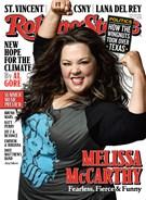 Rolling Stone Magazine 7/3/2014