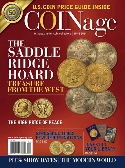Coinage Cover - 6/1/2014