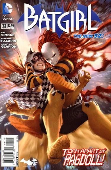Batgirl Cover - 7/1/2014