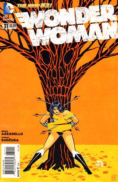 Wonder Woman Cover - 7/1/2014
