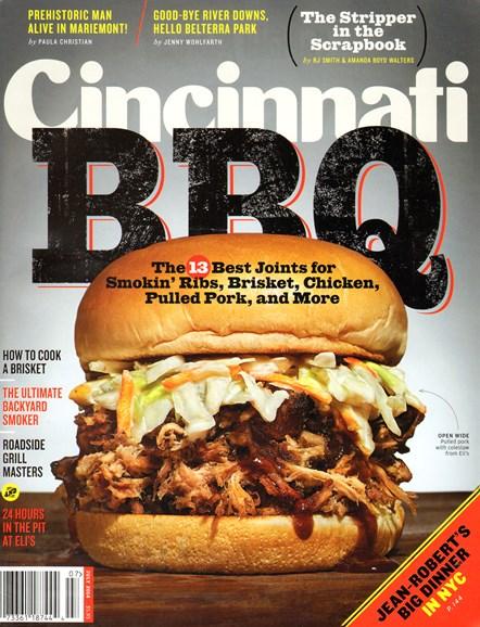 Cincinnati Cover - 7/1/2014