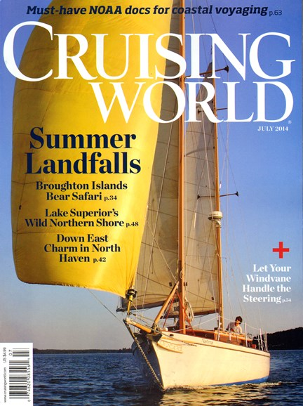 Cruising World Cover - 7/1/2014