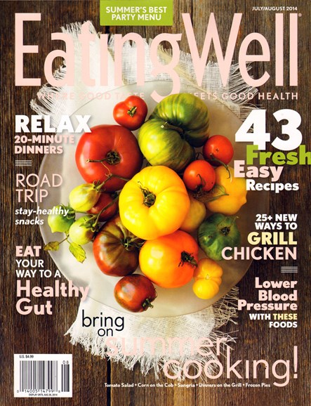 EatingWell Cover - 7/1/2014