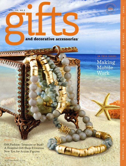 Gifts And Decorative Accessories Cover - 6/1/2014