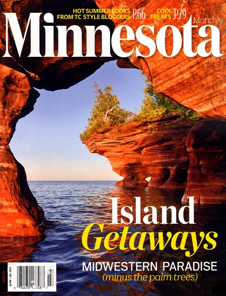 Minnesota Monthly Cover - 7/1/2014