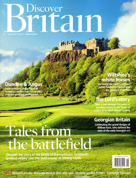 Discover Britain Cover - 7/1/2014