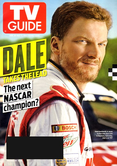 TV Guide Cover - 6/30/2014