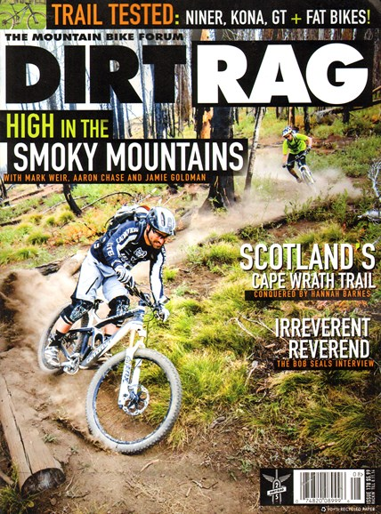 Dirt Rag Cover - 7/1/2014