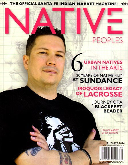 Native Peoples Cover - 8/1/2014