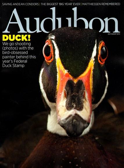 Audubon Cover - 7/1/2014