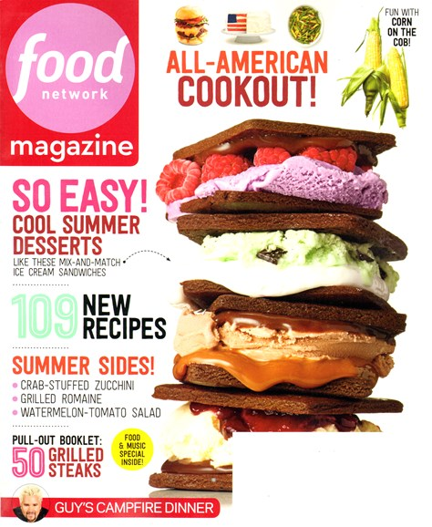 Food Network Cover - 7/1/2014