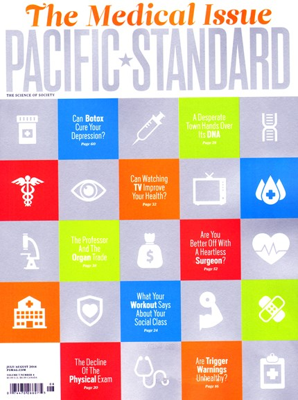 Pacific Standard Cover - 7/1/2014