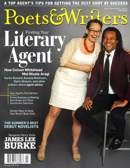 Poets & Writers Cover - 7/1/2014