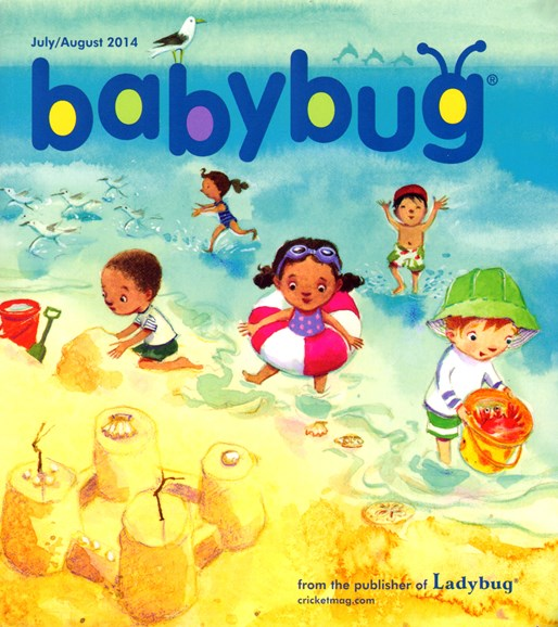 Babybug Cover - 7/1/2014