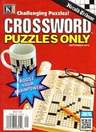 Herald Tribune Crossword Puzzles Magazine 9/1/2014