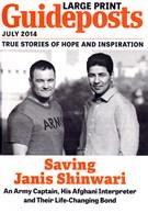 Guideposts Large Print Magazine 7/1/2014