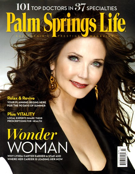 Palm Springs Life Cover - 7/1/2014