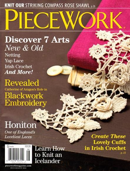 Piecework Cover - 7/1/2014