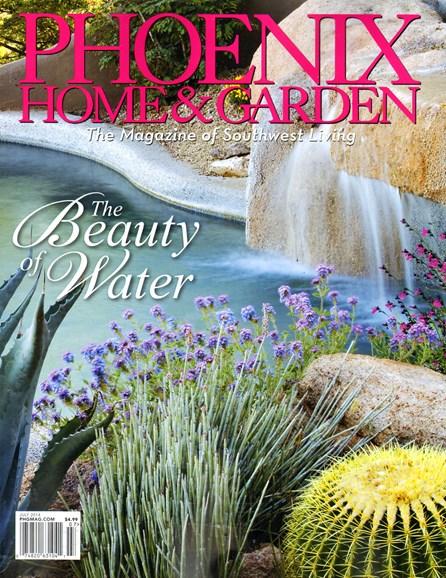 Phoenix Home & Garden Cover - 7/1/2014