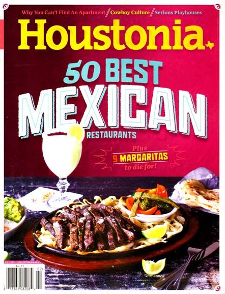 Houstonia Cover - 7/1/2014