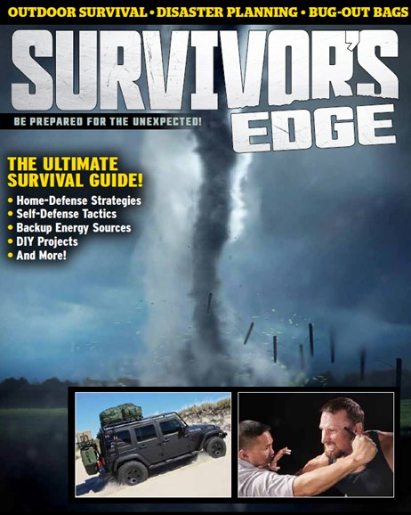 Survivor's Edge Cover - 6/1/2014