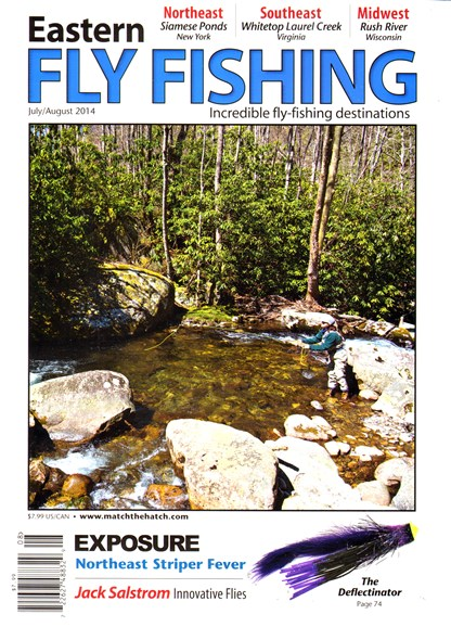 Eastern Fly Fishing Cover - 7/1/2014