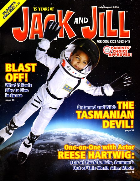 Jack And Jill Cover - 7/1/2014
