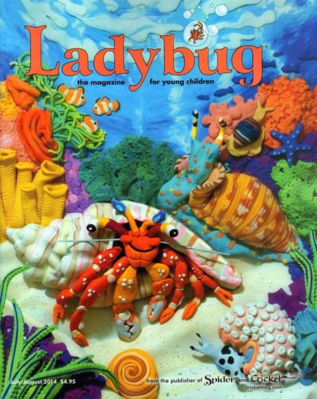 Ladybug Cover - 7/1/2014