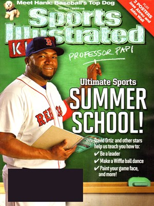 Sports Illustrated Kids Magazine | 7/1/2014 Cover