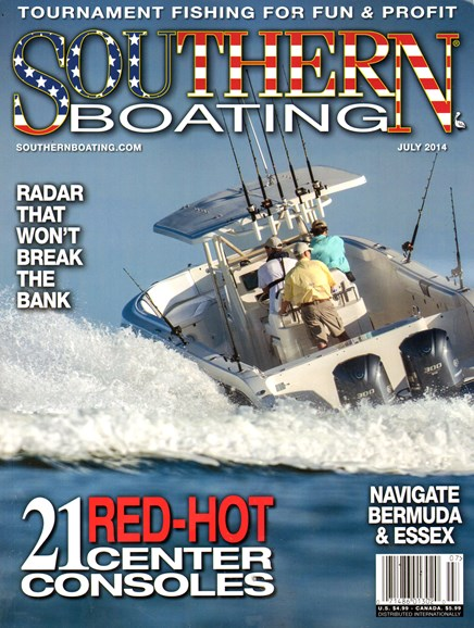 Southern Boating Cover - 7/1/2014
