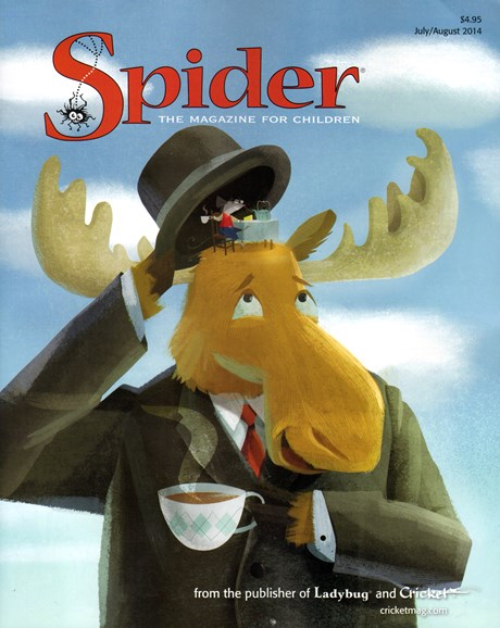 Spider Cover - 7/1/2014