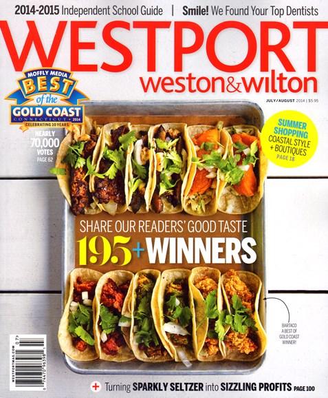 Westport Cover - 7/1/2014