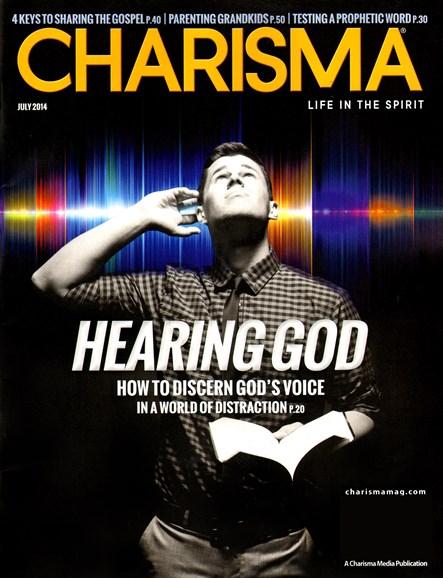 Charisma Cover - 7/1/2014