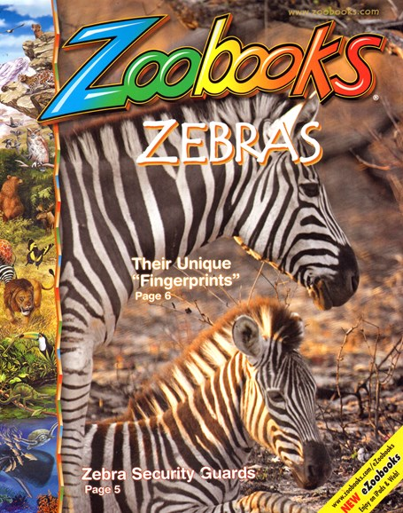 Zoobooks Cover - 6/1/2014