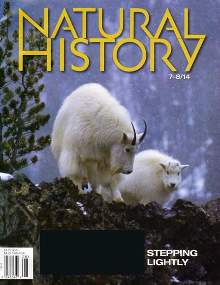 Natural History Cover - 7/1/2014
