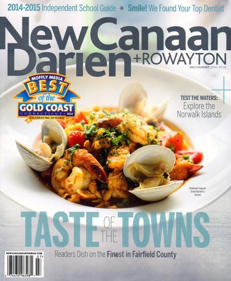 New Canaan-Darien Cover - 7/1/2014