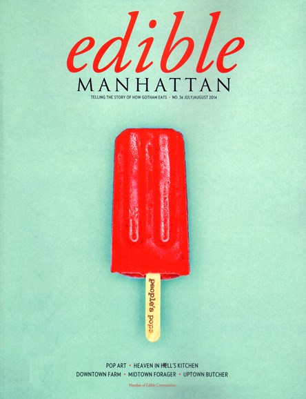Edible Manhattan Cover - 7/1/2014