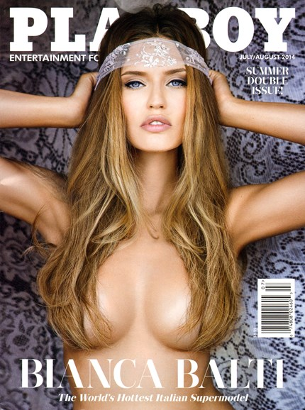 Playboy Cover - 7/1/2014