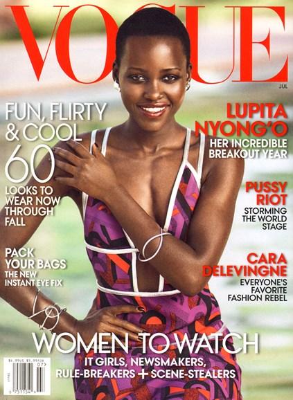 Vogue Cover - 7/1/2014