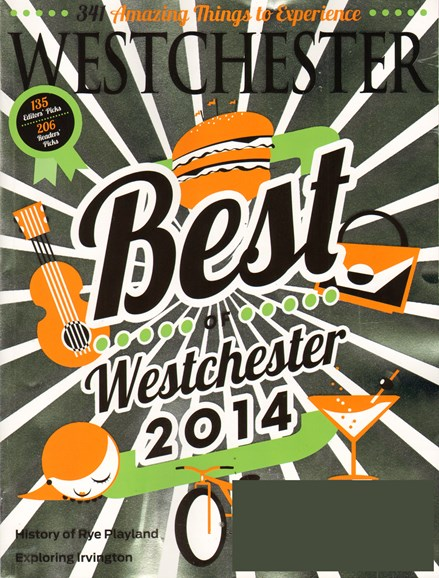 Westchester Magazine Cover - 7/1/2014