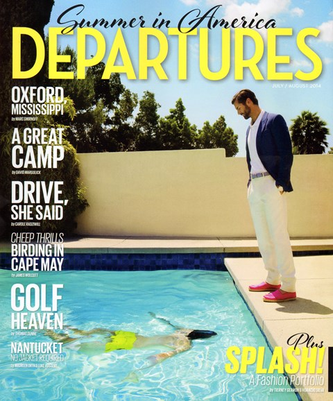 Departures Cover - 7/1/2014
