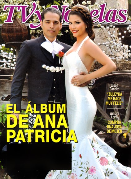 Tv Y Novelas Cover - 7/1/2014