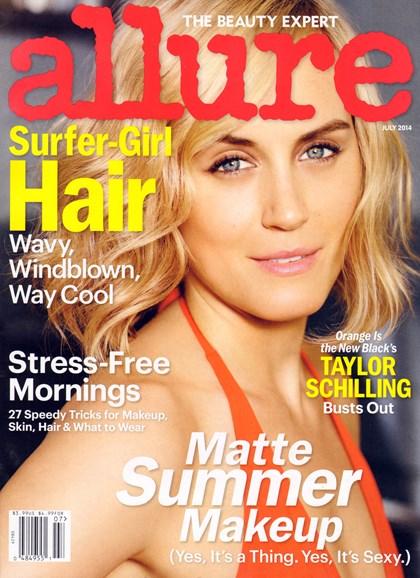 Allure Cover - 7/1/2014