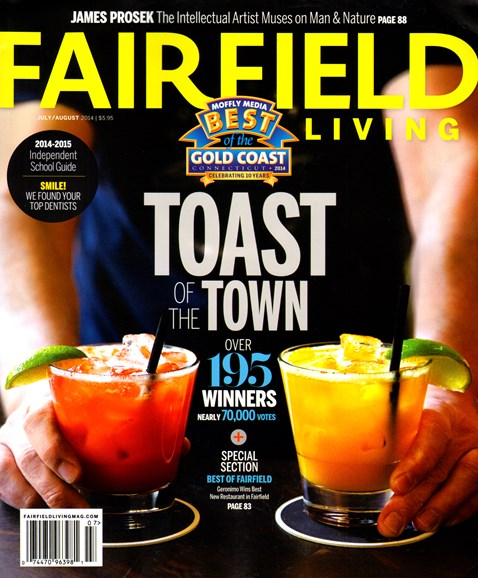 Fairfield Living Cover - 7/1/2014