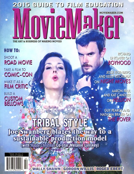 Moviemaker Magazine Cover - 7/1/2014