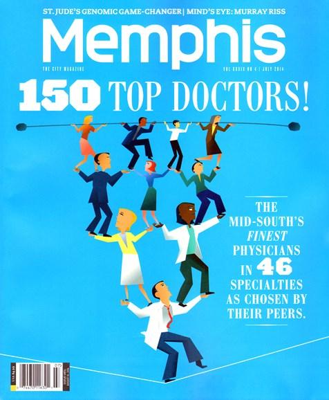 Memphis Cover - 7/1/2014