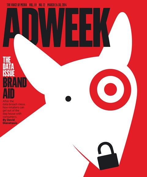 Adweek Cover - 3/24/2014
