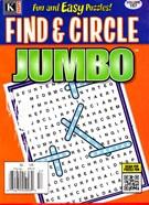 Find and Circle Jumbo Magazine 7/1/2014